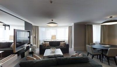 Marriott Hotel 3D Model