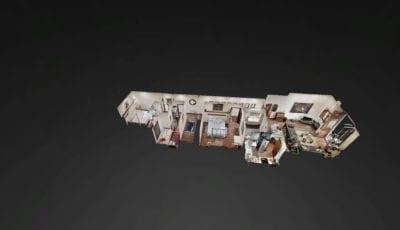 Merce 21 3D Model
