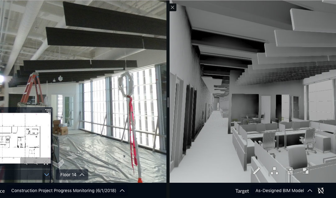 How to track construction progress in 3D