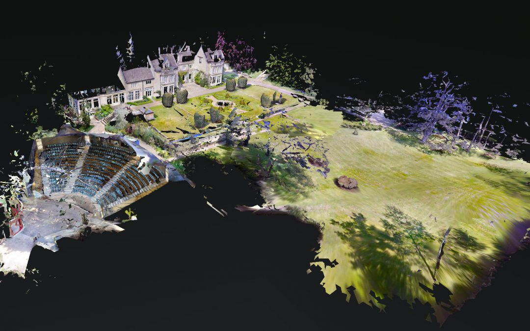 View theatre seats remotely – Tolethorpe Hall 3D Tour